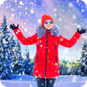 Snowfall Photo Editor New