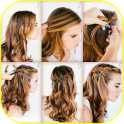 Step By Step Hairstyles For Women