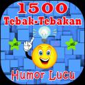 1500 Tebak-Tebakan Humor Lucu