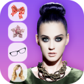 Woman Makeup Photo Editor