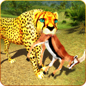 Cheetah Attack Simulator 3D Game Cheetah Sim