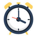 Speaking Alarm Clock -Hourly, Water,Interval,Music