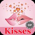 Kisses and Hugs GIF Collection