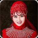 Bridal Hijab Fashion Suit