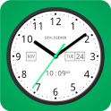 Light Analog Clock LW-7 PRO