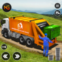Offroad Garbage Truck
