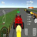Free Cartoon Formula Racing 3D