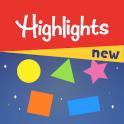 Highlights™ Shapes - Separa formas, mezcla colores