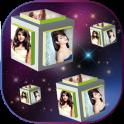 3D Cube Live Wallpaper