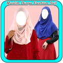 Muslim Burqa Fashion Suit Free