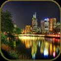 HD City Night Live Wallpaper
