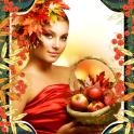 Autumn Photo Collage