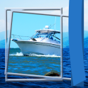 Boat Photo Frames