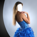 Ball Gown Photo Montage