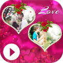 Love Photo To Video Maker