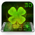 Lucky Clover 3D Theme for LG