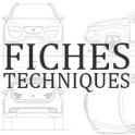 Fiches Techniques Voitures