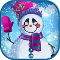 Decorate a Snowman ☃️ Winter Games for Kids