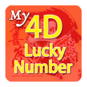 My Lucky 4D Number