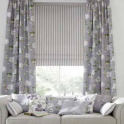Two Curtain Decoration Ideas