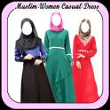 Muslim Women Casual Dress