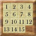 15 Puzzle Wooden
