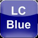 LC Blue Theme Nova/Apex/Evie Launcher