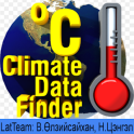 Earth Climate Data Finder
