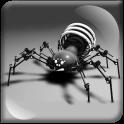 Robot Spider Machinery 4K LWP