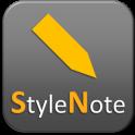 StyleNote Notes & Memos