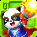 Little Panda's Hero Battle Game