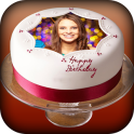 Birthday Cake Photo Frame