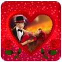 Romentic Love Photo frame
