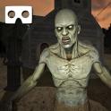 VR Zombie Graveyard Scary Ride (Google Cardboard)