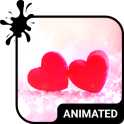 Love Forever Animated Keyboard + Live Wallpaper