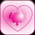 HD Romantic Hearts Wallpaper