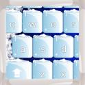 Ice Crystals Keyboards