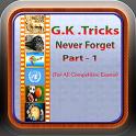 Gk Tricks Never Forget -1