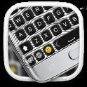 Black & White Keyboard Themes