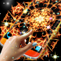 Sound Touch Magic Particle New Live Wallpapers