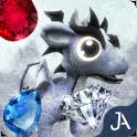 Frozen Dragon Gems - Match 3