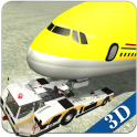Airport Ground Flight Staff 3D