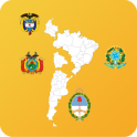 South American Countrys States