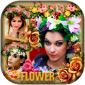 Flower Photo Collage Maker