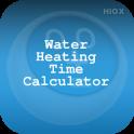 Water Heating Time Calculator