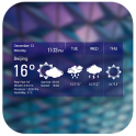 Rainy day weather app ⛈