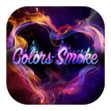 Colors Smoke Keyboard Theme