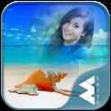Seashell Photo Frames