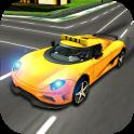 City Taxi Driving Simulator 17 - Sport Car Cab