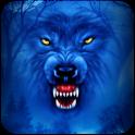 Blue Horror Wild Wolf
